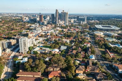 NSW rental market on the up — but not everywhere