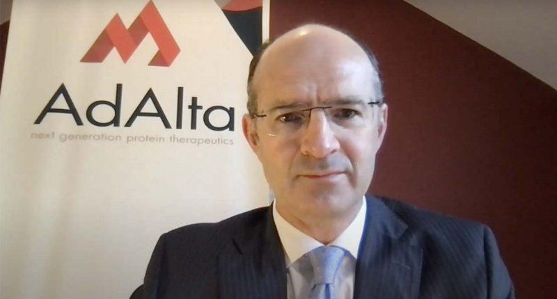 AdAlta (ASX:1AD) - CEO, Dr Tim Oldham