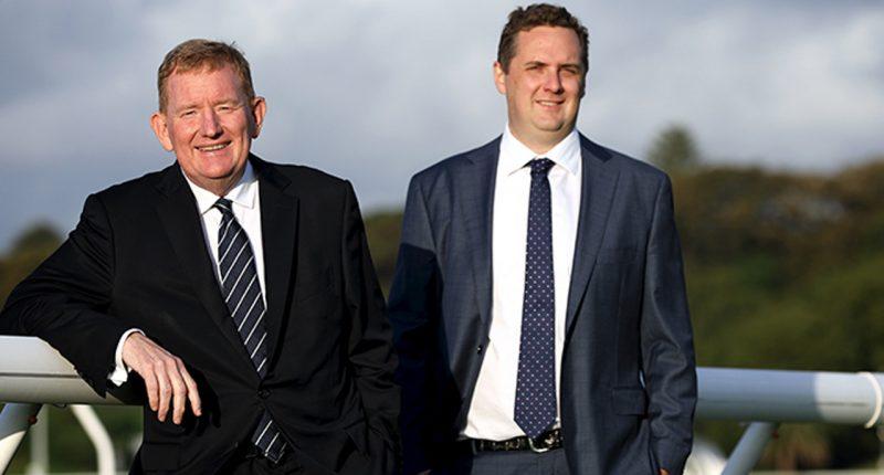 BlueBet (ASX:BBT)- Executive Chair Michael Sullivan (left) and CEO Bill Richmond - The Market Herald