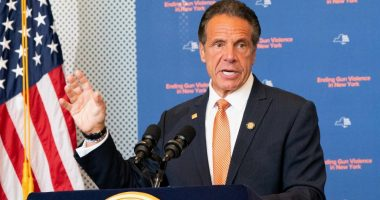 Biden calls for the resignation of Andrew Cuomo following sexual harassment report