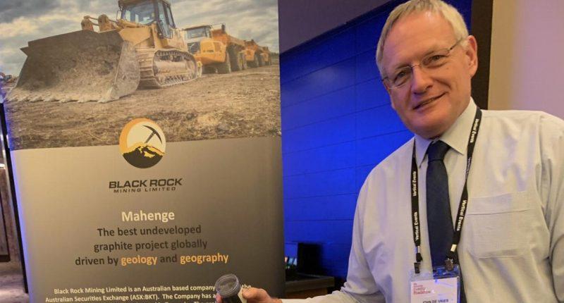 Black Rock Mining (ASX:BKT) - Managing Director and CEO, John de Vries