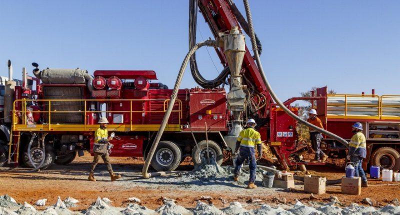 Bryah Resources (ASX:BYH) begins diamond drilling at Windalah