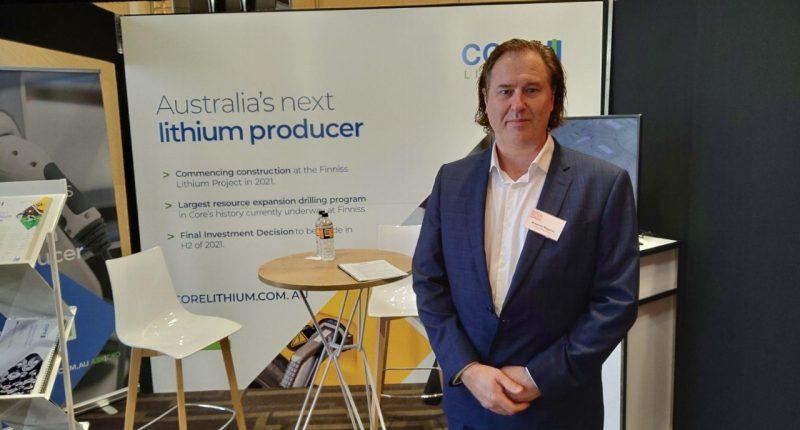 Core Lithium (ASX:CXO) - Managing Director, Stephen Biggins