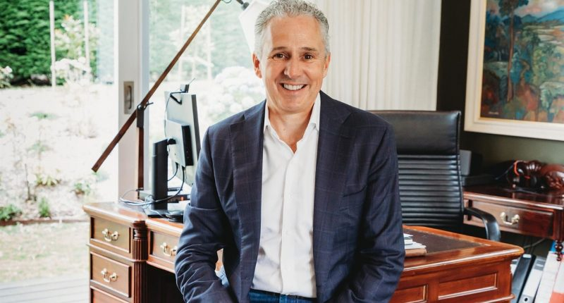 Telstra (ASX:TLS) - CEO, Andrew Penn