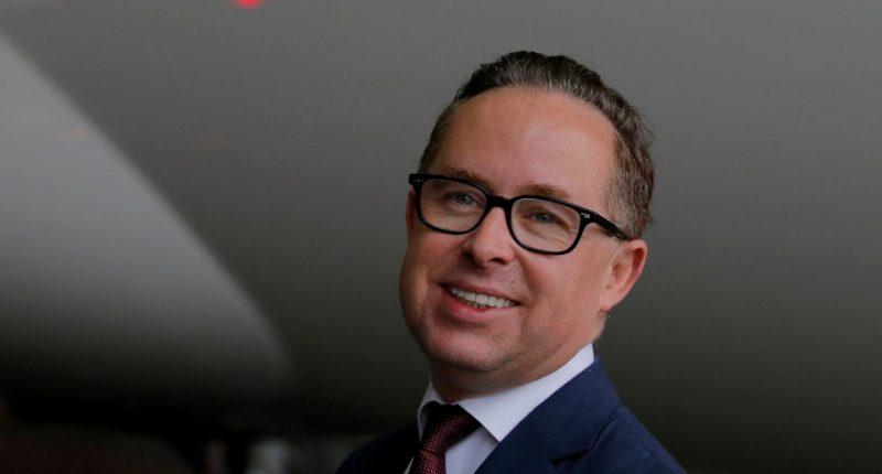 Qantas (ASX:QAN) - CEO, Alan Joyce