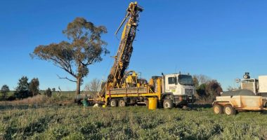 Legacy Minerals (ASX:LGM) identifies visible gold at Harden