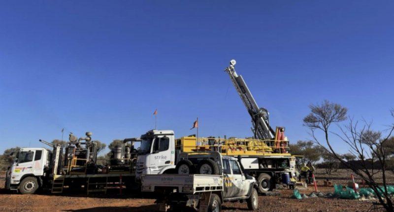 Brightstar Resources (ASX:BTR) kicks off drilling at Cork Tree Well