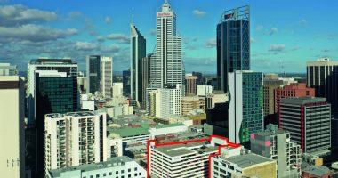 Freehold Perth CBD car park portfolio set to test the asset class