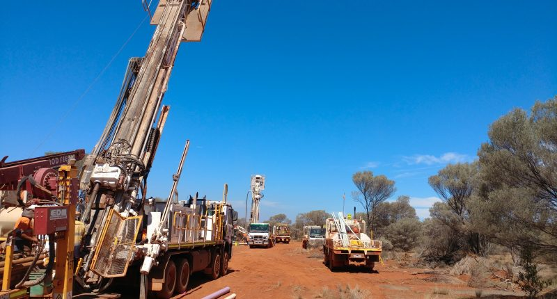 Great Boulder Resources (ASX:GBR) Yamarni Project, Western Australia.
