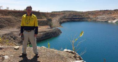 Gibb River Diamonds (ASX:GIB)- Executive Chairman, Jim Richards