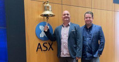 Swoop (ASX:SWP) - CEO, Alex West (left) & Non Executive Chairman, James Spenceley (right)