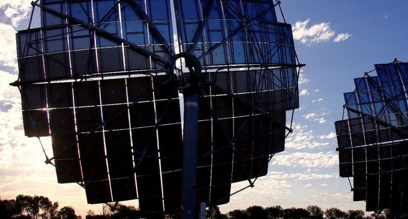 Is Australian electricity increasingly renewable?